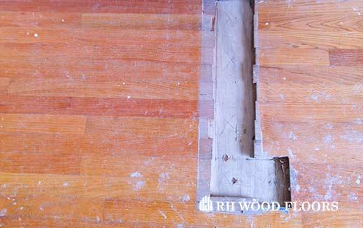 Dust Free Floor Sanding In Kildarehome Kildare Floors